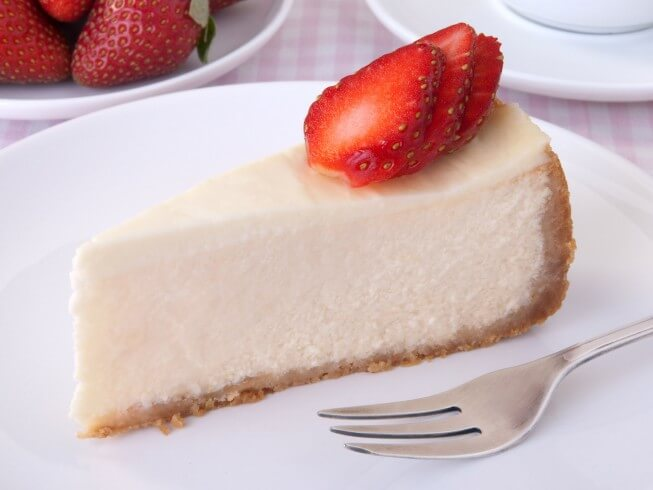 Quick And Easy Cheesecake Recipe Cdkitchen Com