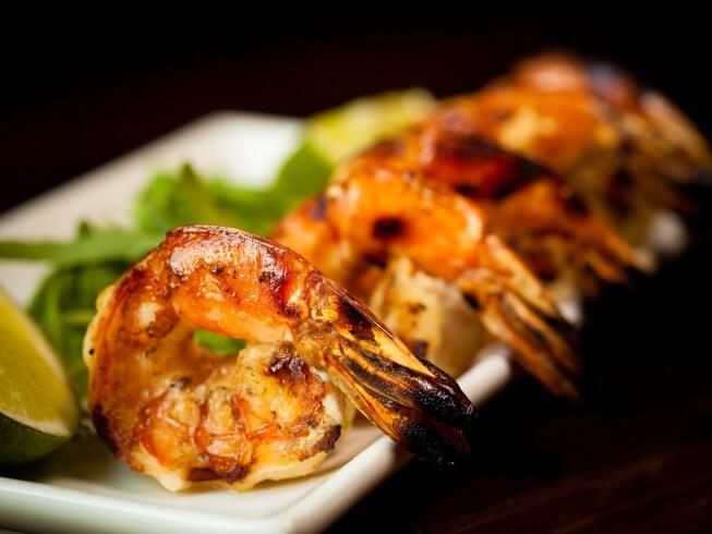Cajun Grilled Shrimp Recipe Cdkitchen Com