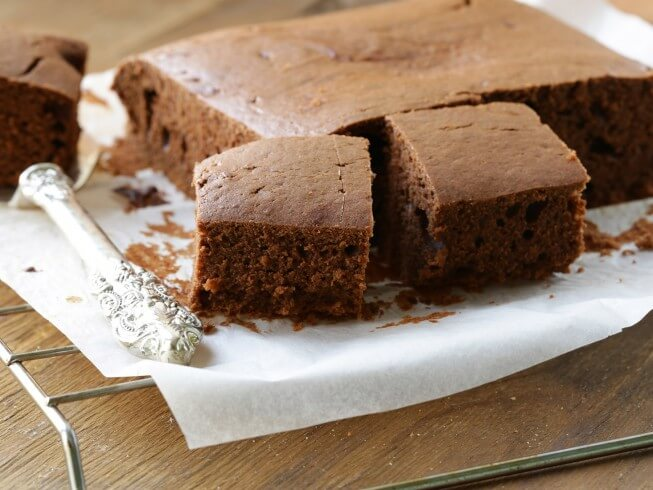 Easy Chocolate Coffee Cake Recipe Cdkitchen Com