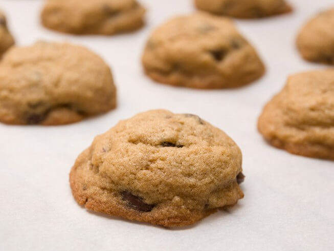 Easy Bake Oven Chocolate Chip Cookies Print Recipe
