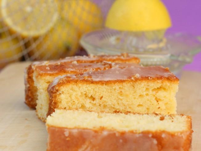 Lemon Cake Print Recipe