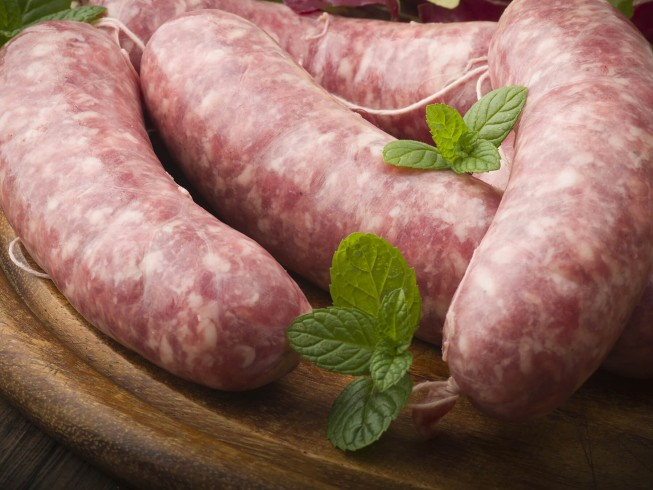 how to cook hot link sausages
