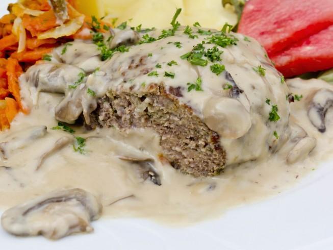 Easy meatloaf recipe mushroom soup