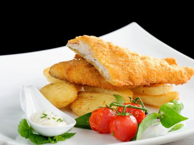 photo of Deep Fried Flounder