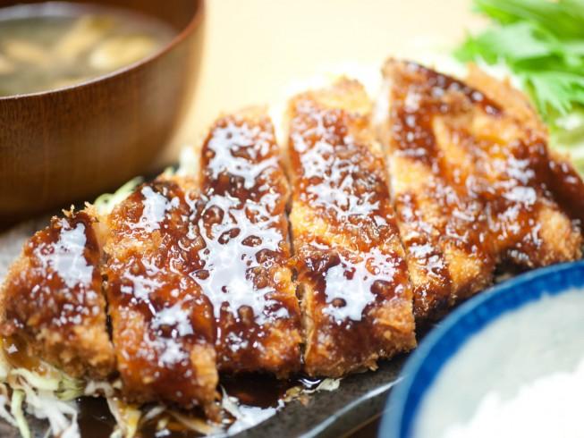 Tonkatsu Sauce Japanese Ketchup Recipe Cdkitchen Com