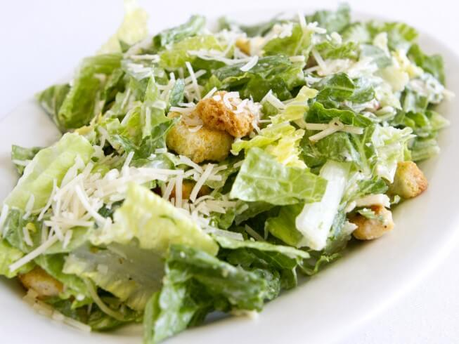 classic caesar salad recipe from cdkitchen. Black Bedroom Furniture Sets. Home Design Ideas