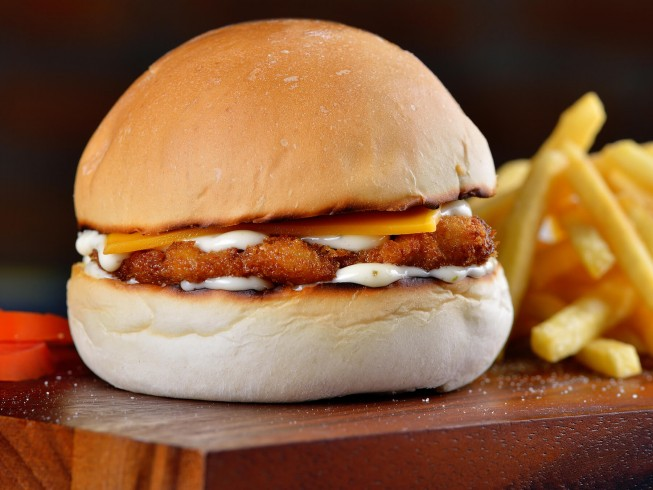 McDonald's Filet-O-Fish Calories - Fast Food Calories
