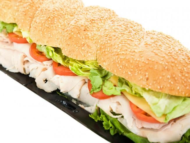 6 Foot Party Sandwich Recipe Cdkitchen Com
