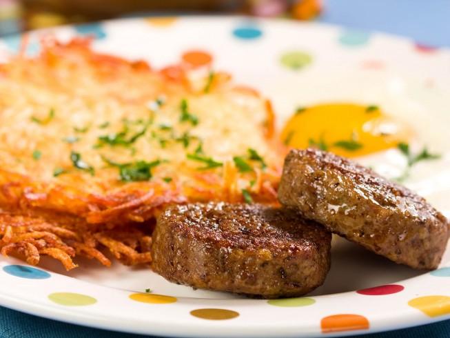 how to make pork sausage recipe