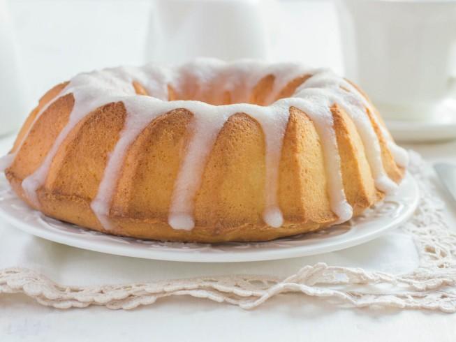 The Best Vanilla Cake Recipe CDKitchencom