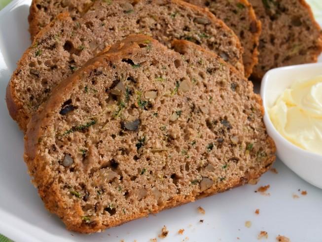 Zucchini Bread With Self Rising Flour Recipe Cdkitchen Com