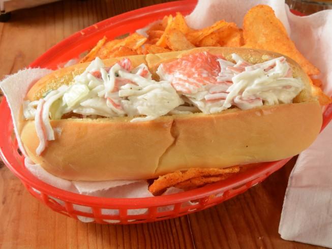 Crab Salad Recipe For Sandwiches