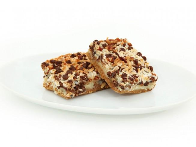 Coconut Cookie Bars Recipe | CDKitchen.com