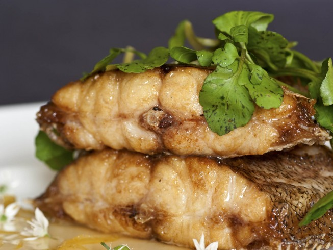 photo of Halibut With Ginger And Soy