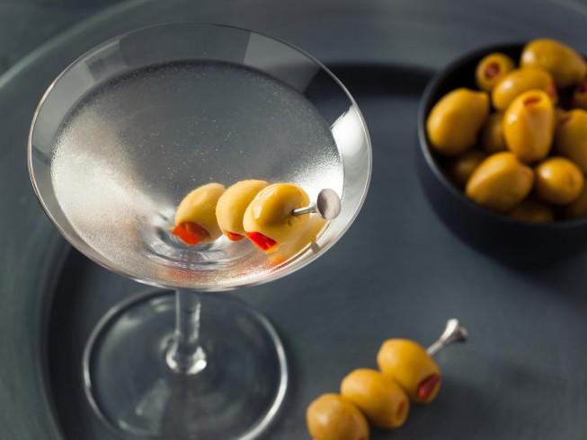 photo of Dry Martini