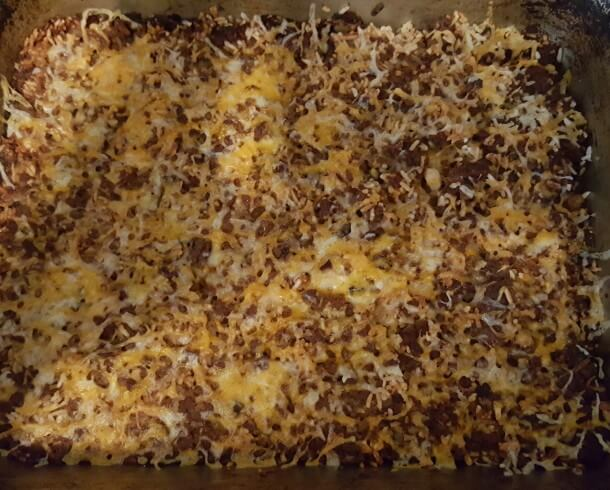 photo of Ground Beef And Rice Casserole