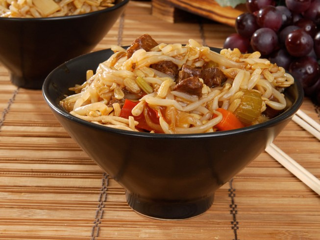 photo of Leftover Chow Mein