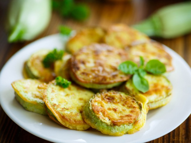 photo of Batter Fried Zucchini
