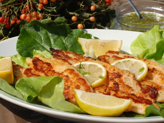 grilled cajun catfish recipe