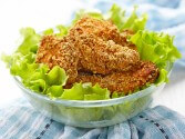 Short deep fried chicken strips recipes