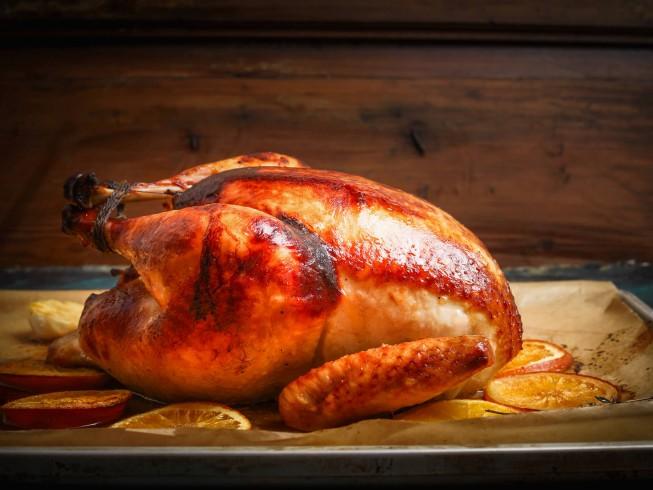 Cuban Thanksgiving Turkey Recipe