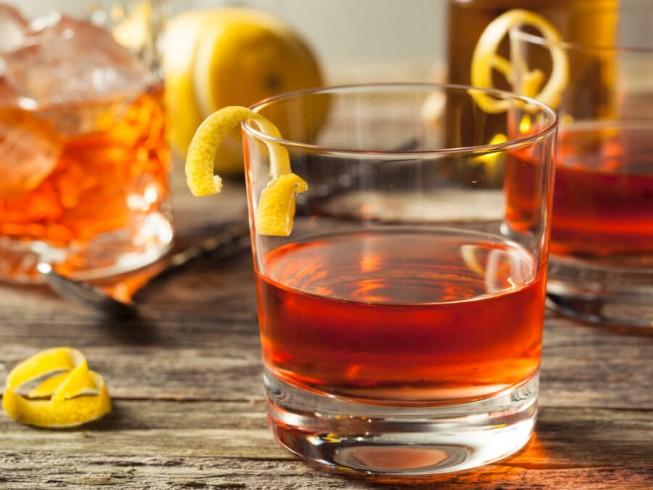 photo of Sazerac Cocktail