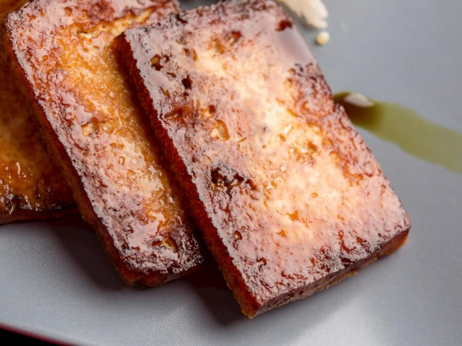 recipe for easy baked tofu