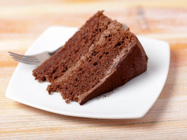 Easy Homemade Chocolate Cake Recipe And The Best: Easy Chocolate Mayonnaise Cake Recipe