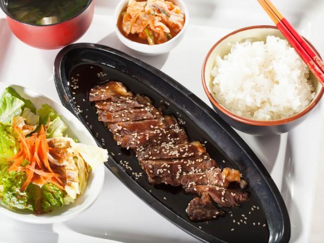 Gyuniku Teriyaki (Japanese Beef Teriyaki) Recipe ...