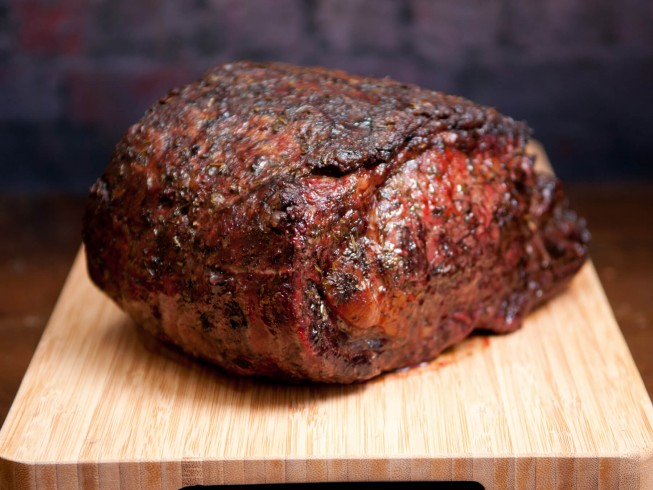 7 Bone Standing Rib Recipe Cdkitchen Com