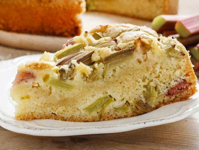 Cake Recipes Diabetics: Diabetic Rhubarb Coffee Cake Recipe