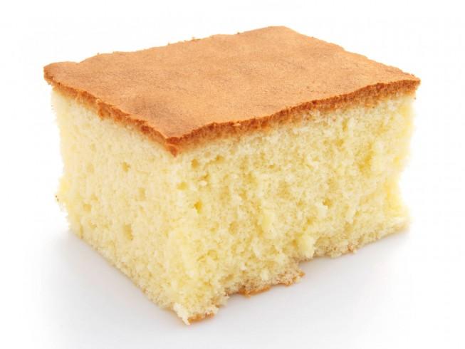 3 Egg Sponge Cake Recipe | CDKitchen.com