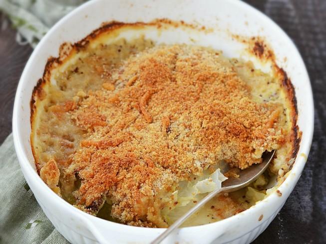 Photo Of Dillard House Cabbage Casserole