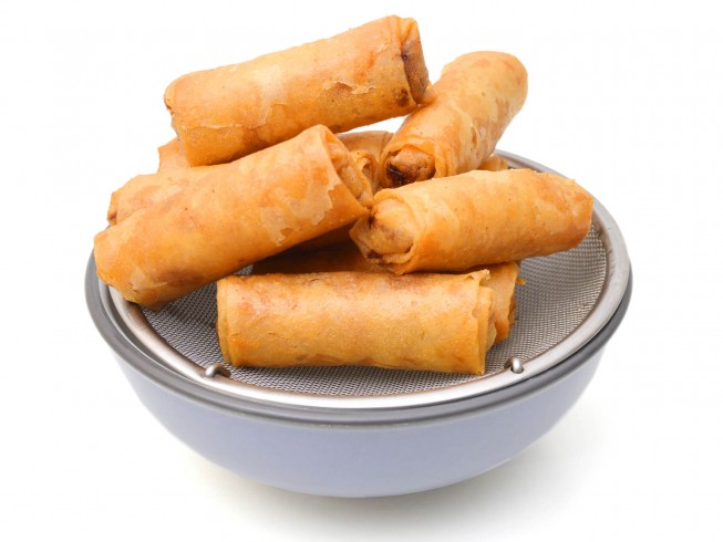 Egg Roll Wrappers Fillings Recipe Cdkitchen Com