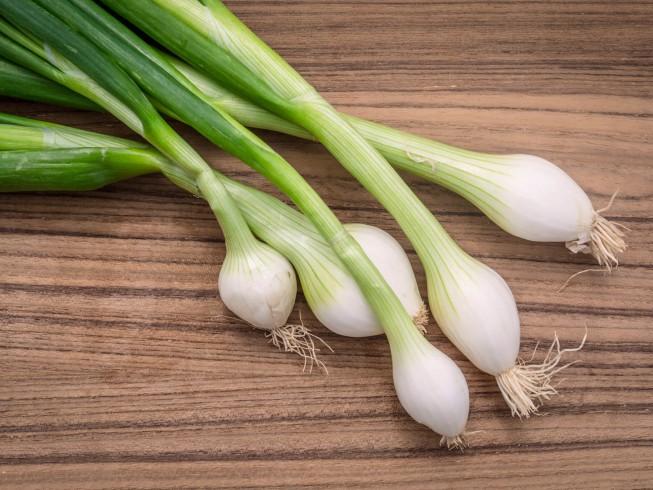 Jenny's Fresh Green Onion Saute Recipe   CDKitchen.com