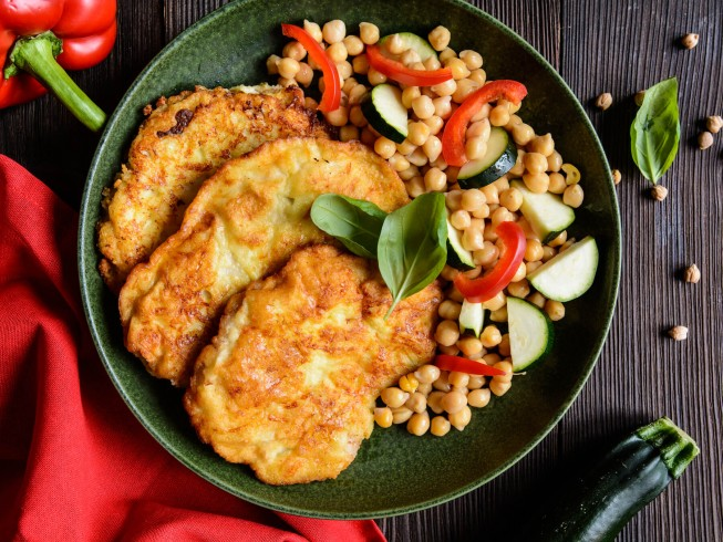 Air-Fried Pork Chops