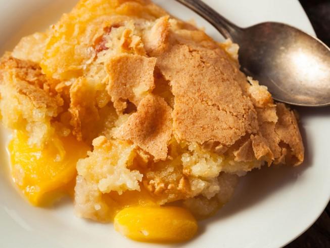 Maryland Peach Cake Recipes