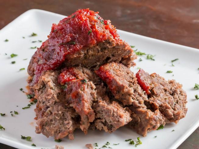 foto di polpettone di carne di maiale