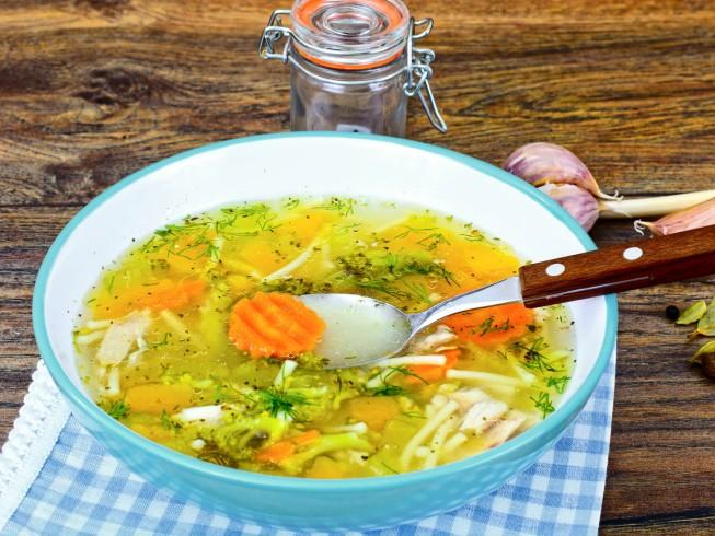 Yugoslavian chicken soup with noodles recipe cdkitchen forumfinder Images