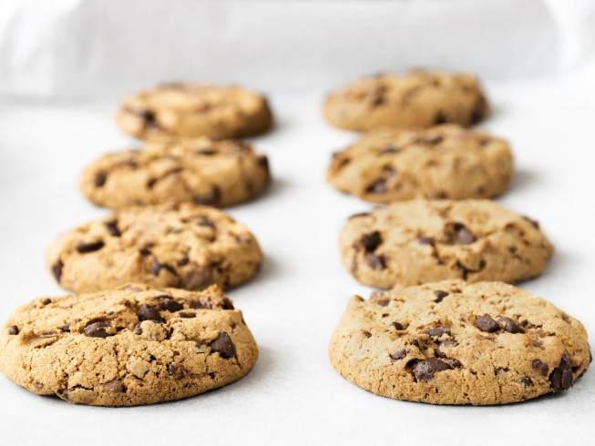 Amish Chocolate Chip Cookies Recipe Cdkitchen Com