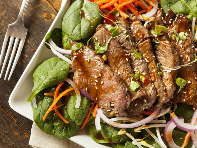 photo of Our Easiest Asian-Style Beef