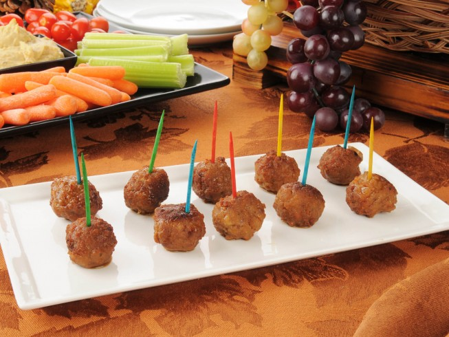 photo of Swedish Meat Balls Party-Style