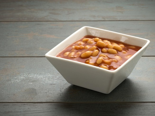 photo of Microwave Baked Beans