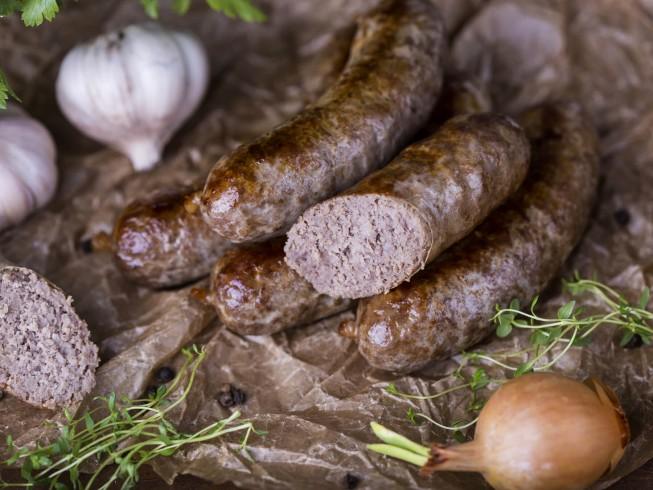 Venison Sausage And Seasoning Mix
