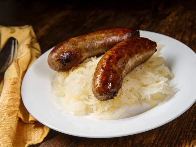 Homemade Bratwurst Recipe | CDKitchen.com