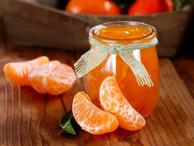 Tangerine Jelly Recipe | CDKitchen.com