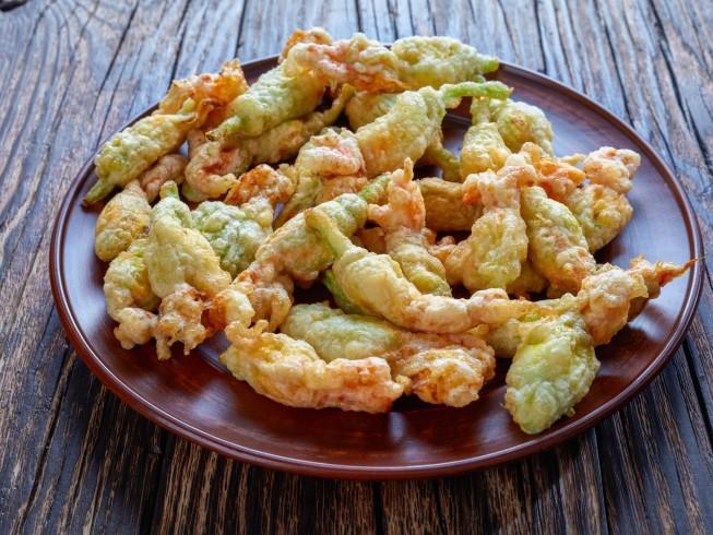 Gluten Free Tempura Batter Recipe Cdkitchen Com