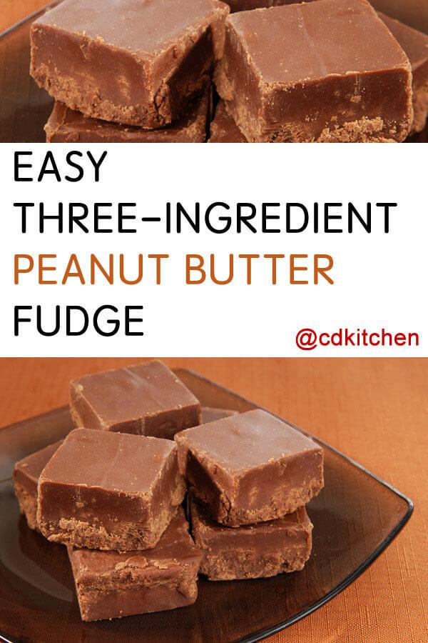 Sweetened Condensed Milk Chocolate Chips Peanut Butter Fudge