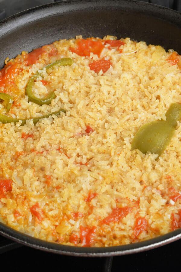Spanish Fried Rice Recipe | CDKitchen.com