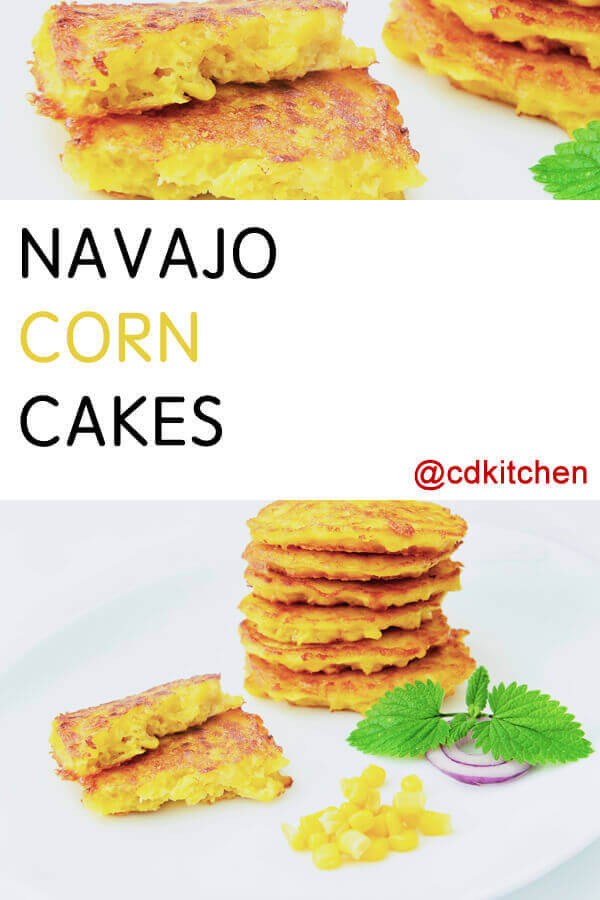 Thai Corn Cakes Calories